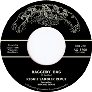 SADDLER, REGGIE -REVUE- - RAGGED BAG/LOVE IS JUST LIKE A BASEBALL GAME