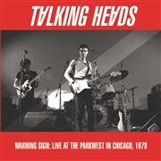 TALKING HEADS - WARNING SIGN