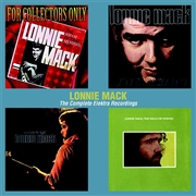 MACK, LONNIE - COMPLETE ELECTRA RECORDINGS (2CD)
