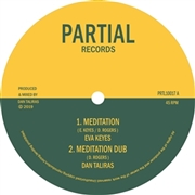 "KEYES, EVA - MEDITATION/LET IT FALL (10"")"