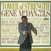 MCDANIELS, GENE - TOWER OF STRENGTH
