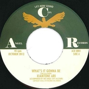 ARI, XIANTONI - WHAT'S IT GONNA BE/JUST SAY YOU'RE WANTED & NEEDED