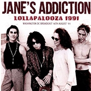 JANE'S ADDICTION - LOLLAPALOOZA 1991 (2LP)