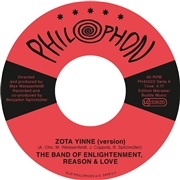 BAND OF ENLIGHTMENT REASON & LOVE - ZOTA YINNE/STARLET ROAD FILLING STATION ROMANCE