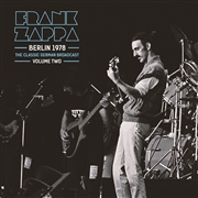 ZAPPA, FRANK - BERLIN 1978, VOL. 2 (2LP)
