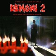 BOSWELL, SIMON - DEMONS 2 O.S.T. (RED)