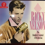 NELSON, RICKY - ABSOLUTELY ESSENTIAL CD COLLECTION (3CD)
