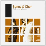 SONNY & CHER - DEFINITIVE POP COLLECTION (2CD)