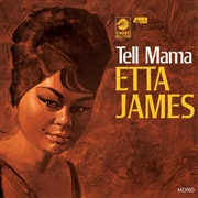 JAMES, ETTA - TELL MAMA (LAVENDER)