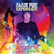 PIRE, ALAIN -EXPERIENCE- - APEX (ORANGE)