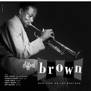BROWN, CLIFFORD -SEXTET- - NEW STAR ON THE HORIZON