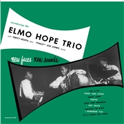 HOPE, ELMO -TRIO- - NEW FACES, NEW SOUNDS