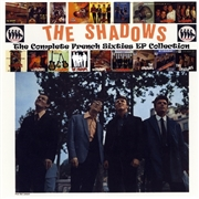 SHADOWS - COMPLETE FRENCH SIXTIES EP COLLECTION (3CD)