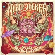 NIGHTSTALKER - (BLACK) GREAT HALLUCINATIONS