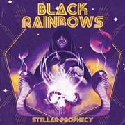 BLACK RAINBOWS - STELLAR PROPHECY (SPLATTER)