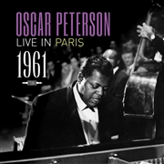 PETERSON, OSCAR - LIVE IN PARIS 1961