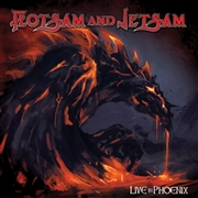 FLOTSAM AND JETSAM - LIVE IN PHOENIX