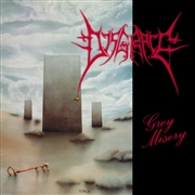 "DISGRACE (FINLAND) - GREY MISERY (2LP+7"")"