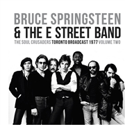 SPRINGSTEEN, BRUCE -& THE E STEET BAND- - SOUL CRUSADERS, VOL. 2 (2LP)