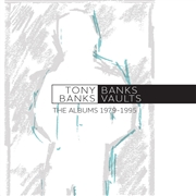 BANKS, TONY - BANKS VAULTS: THE COMPLETE ALBUMS 1979-95 (8CD)