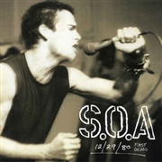 S.O.A. - FIRST DEMO 12/29/80