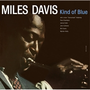 DAVIS, MILES - KIND OF BLUE (IT/DOWN AT DAWN)