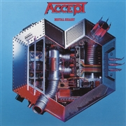 ACCEPT - METAL HEART (BLACK)