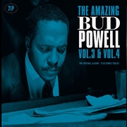 POWELL, BUD - THE AMAZING BUD POWELL, VOL. 3 & 4