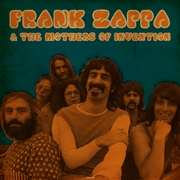 ZAPPA, FRANK -& THE MOTHERS OF INVENTION- - LIVE IN UDDEL, 18.6.1970 - VPRO