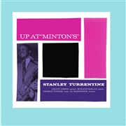 TURRENTINE, STANLEY - UP AT MINTON'S (2LP)
