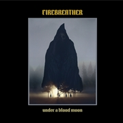 FIREBREATHER - (COL) UNDER A BLOOD MOON (2LP)