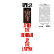 VARIOUS - SPEECH AFTER THE REMOVAL OF THE LARYNX