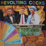 REVOLTING COCKS - LIVE! YOU GODDAMNED SON OF A BITCH (2LP)