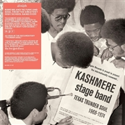 KASHMERE STAGE BAND - TEXAS THUNDER SOUL 1968-1974 (2LP)