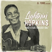 HOPKINS, LIGHTNIN' - HAD A GAL CALLED SAL