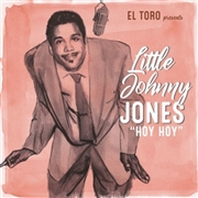 JONES, LITTLE JOHNNY - HOY HOY