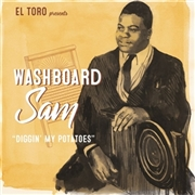 WASHBOARD SAM - DIGGIN' MY POTATOES