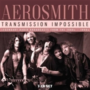 AEROSMITH - TRANSMISSION IMPOSSIBLE (3CD)