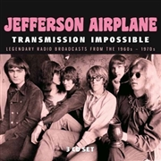 JEFFERSON AIRPLANE - TRANSMISSION IMPOSSIBLE (3CD)