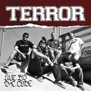TERROR - (BLACK) LIVE BY THE CODE
