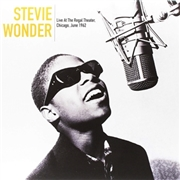 WONDER, STEVIE - LIVE AT THE REGAL THEATER, JUNE 1962