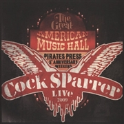 COCK SPARRER - BACK IN SF 2009 (2LP)
