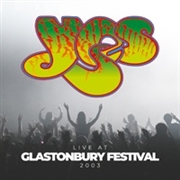 YES - LIVE AT GLASTONBURY FESTIVAL 2003 (2CD)