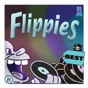 ODD NOSDAM - FLIPPIES BEST TAPE (2LP)