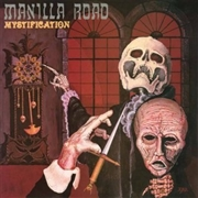MANILLA ROAD - MYSTIFICATION (RED)