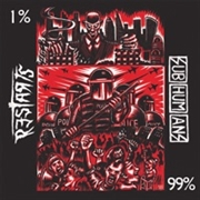 SUBHUMANS (UK)/THE RESTARTS - SPLIT 7""