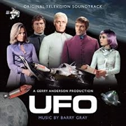 GRAY, BARRY - UFO O.S.T. (2LP)