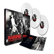 RAMONES - BROADCAST COLLECTION (3LP)