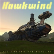 HAWKWIND - ALL ABOARD THE SKYLARK (2CD)
