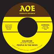 PEOPLE IN THE NEWS - COLOR ME/MISTY SHADE OF PINK